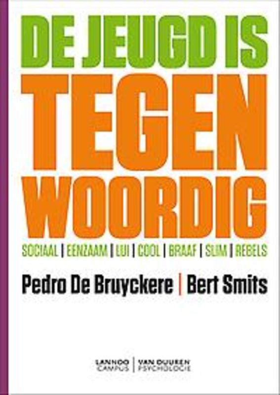 De jeugd is tegenwoordig (E-boek) De Bruyckere, Pedro, Ebook