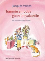 Tommie en Lotje gaan op...