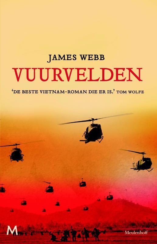 Vuurvelden Webb, James, Ebook