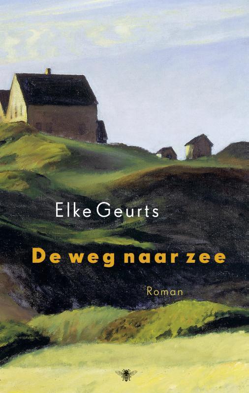 De weg naar zee Geurts, Elke, Ebook