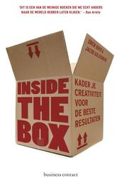 Inside the box kader je creativiteit voor de beste resultaten, Goldenberg, Jacob, Ebook