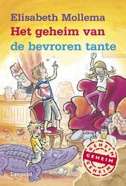 Het geheim van de bevroren tante Mollema, Elisabeth, Ebook