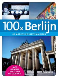 100 x Berlijn Decker, Erwin de, Ebook