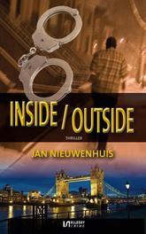 Inside/outside thriler, Nieuwenhuis, Jan, Ebook