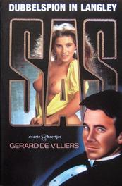 Dubbelspion in Langley Villiers, Gérard de, Ebook