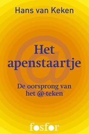 Het apenstaartje de oorsprong van het @-teken, Keken, Hans van, Ebook