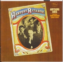 ANYTHING GOES -DELUXE- HARPERS BIZARRE, CD