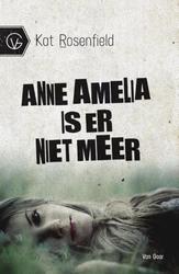 Anne Amelia is er niet meer