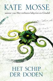 Het schip der doden Finistere, Bretonse kust, Mosse, Kate, Ebook