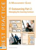 IT Oursourcing: Part 2:...