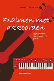 Psalmen met akkoorden voor keyboard, piano, orgel en gitaar, Kruk, Arend van der, Ebook