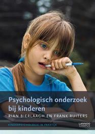 Psychologisch onderzoek bij kinderen Bierlaagh, Rian, Ebook