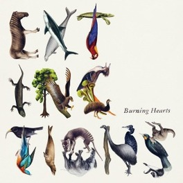 EXTINCTIONS BURNING HEARTS, CD