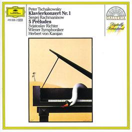 KLAVIERKONZERTE NO.1 RICHTER Audio CD, P.I. TCHAIKOVSKY, CD
