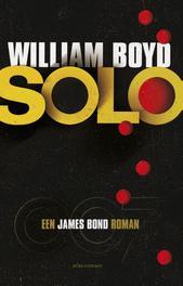 Solo James Bond, Boyd, William, Ebook