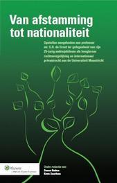 Van afstamming tot nationaliteit Rutten, Susan, Ebook