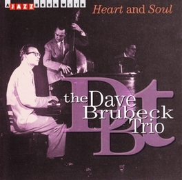 HEART AND SOUL Audio CD, BRUBECK, DAVE -TRIO-, CD