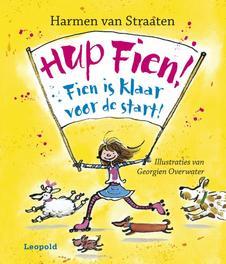 Hup Fien! Fien is klaar voor de start!, Straaten, Harmen van, Ebook