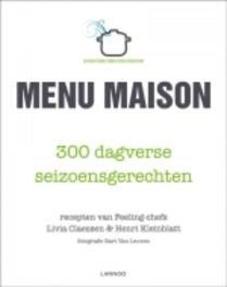 Menu Maison (E-boek) Claessen, Livia, Ebook