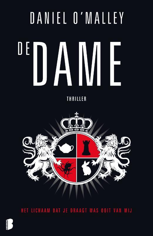 De dame O'Malley, Daniel, Ebook