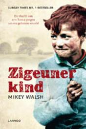 Zigeunerkind Walsh, Mikey, Ebook