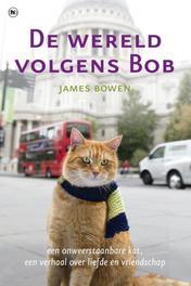 De wereld volgens Bob Bowen, James, Ebook