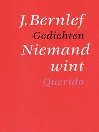 Niemand wint Bernlef, J., Ebook