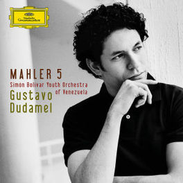 SYMPHONY NO.5 S.BOLIVAR YOUTH ORCH.OF VENEZUELA/GUSTAVO DUDAMEL Audio CD, G. MAHLER, CD