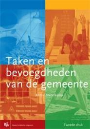 Taken en bevoegdheden van de gemeente Stapelkamp, Anton, Ebook