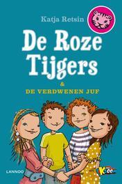 De roze tijgers en de verdwenen juf Retsin, Katja, Ebook