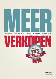 Meer verkopen advies van een expert, Dehouck, Geert, Ebook