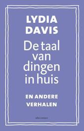 De taal van dingen in huis en andere verhalen, Davis, Lydia, Ebook