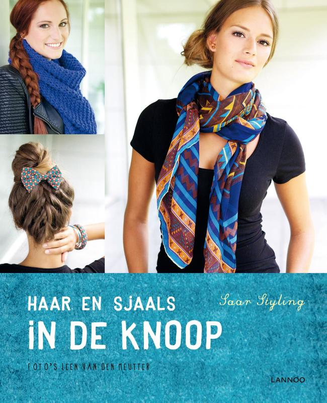 Haar en sjaals in de knoop, Styling, Saar, Ebook