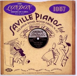 LONDON AMERICAN LABEL:57 .. YEAR BY YEAR 1957 V/A, CD