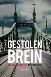 Gestolen brein (E-boek) Van den Bergh, Fred, Ebook