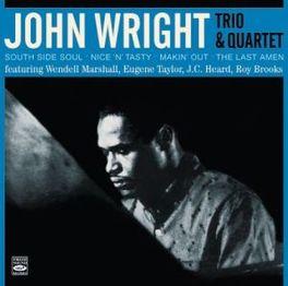 SOUTH SIDE SOUL/NICE N.. .. TASTY/MAKIN' OUT/LAST AMEN // 4 LP'S ON 2CD'S JOHN WRIGHT, CD