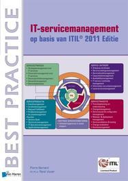 IT-servicemanagement op basis van ITIL® 2011 Editie Bernard, Pierre, Ebook