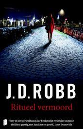 Ritueel vermoord Eve Dallas is op een feestje waar een naakte man, doordrenkt in bloed, voor een onaangename verrassing zorgt in dit korte verhaal, Robb, J.D., Ebook