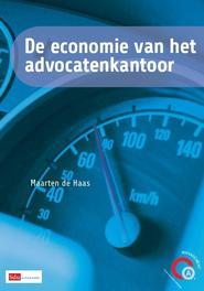 De economie van het advocatenkantoor Haas, Maarten de, Ebook