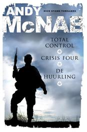 Total control, Crisis Four, De huurling McNab, Andy, Ebook