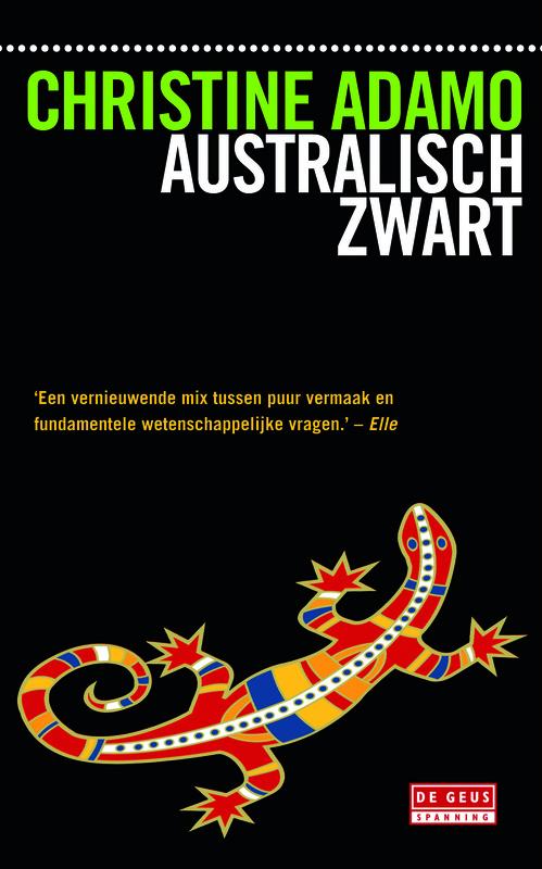 Australisch zwart Adamo, Christine, Ebook