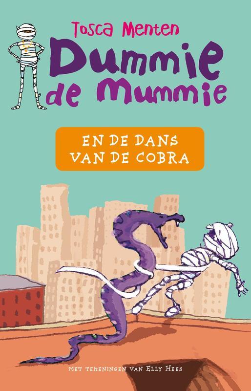 Dummie de mummie en de dans van de cobra Menten, Tosca, Ebook