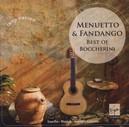 MENUETTO & FANDANGO BEST OF // PINARDI/BIONDI/ISSERLIS/KANGAS/OCO
