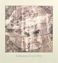 LET US PREY -DIGI- LIMITED TO 700 COPIES + BONUS CD SOL INVICTUS, CD