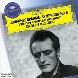 SYMPHONIE NO.4 W/WIENER PHILHARMONIKER, CARLOS KLEIBER Audio CD, J. BRAHMS, CD