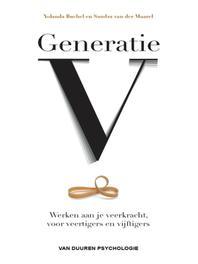 Generatie V werken aan je veerkracht, voor veertigers en vijftigers, Buchel, Yolanda, Ebook