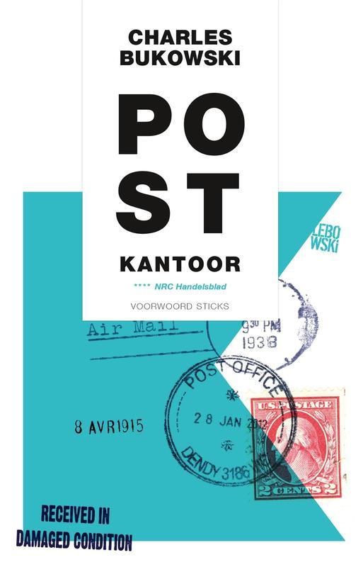 Postkantoor Bukowski, Charles, Ebook