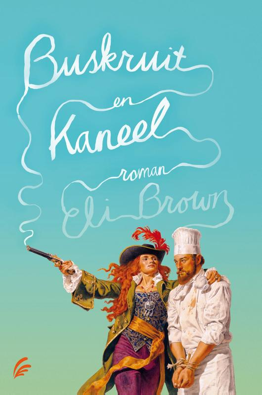 Buskruit en kaneel Brown, Eli, Ebook
