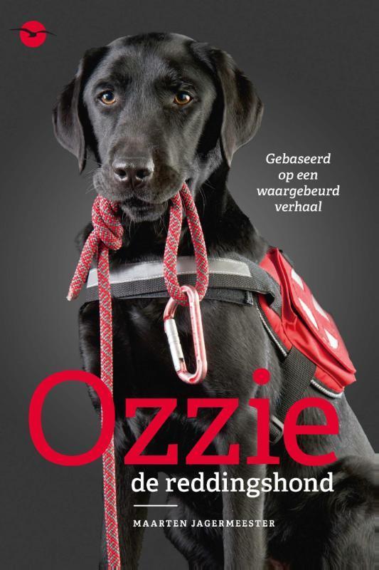 Ozzie, de reddingshond Jagermeester, Maarten, Ebook