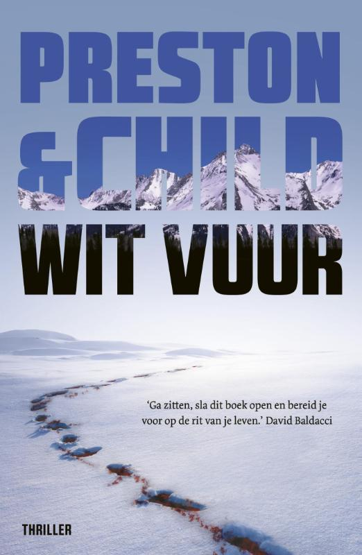 Wit vuur een Pendergast thriller, Preston, Douglas, Ebook